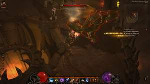 Diablo 3 - Komplettlösung : In der Seelensteinkammer kämpfen wir gegen ZOltun Kull und seine Wächter.