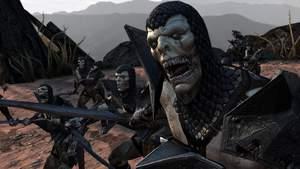 Dragon Age 2 : Die Darkspawn sind so schlechte Kämpfer, wie sie häßlich sind. Durch ihre Anzahl stellen sie aber für schwächere Gruppenmitlgieder eine Gefahr dar.