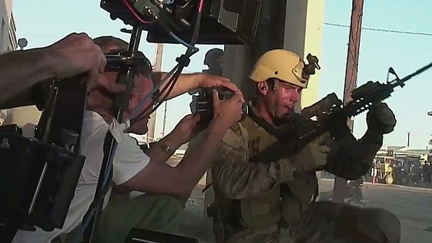 Making-of-Video zu Act of Valor