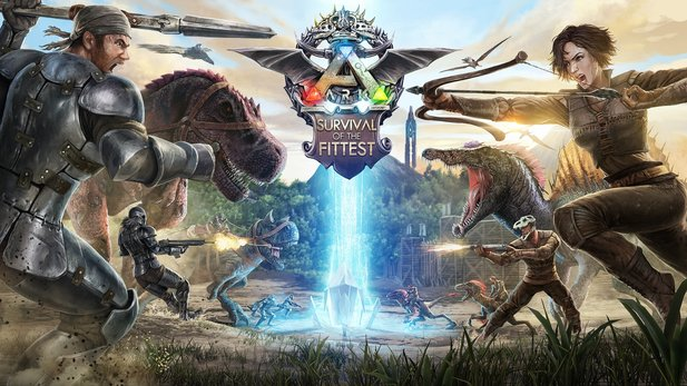 Ark - Der Survival of the Fittest Modus angespielt - Hunger Games mit Dinos