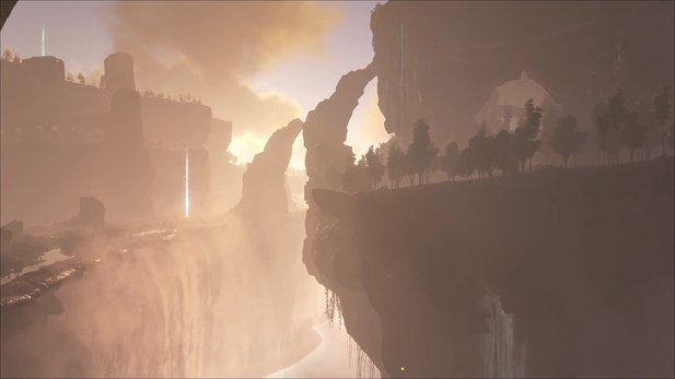Ark: Survival Evolved - Trailer stellt Riesen-Map The Center vor
