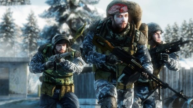 Battlefield: Bad Company 2 - Gamestar-Special: So funktioniert der Rush-Modus