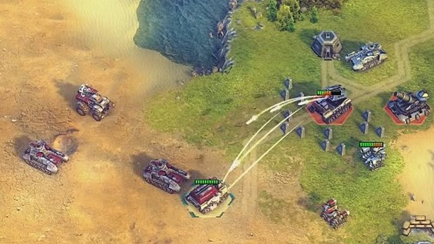 Battle Worlds: Kronos - Academy-Trailer: Combat
