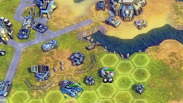 Battle Worlds: Kronos - Video zur Alpha-Version