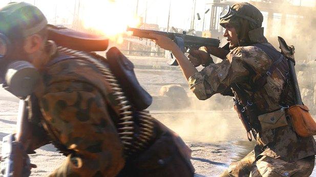 Battlefield 5 - Gamescom-Trailer zeigt Zerstörung von Rotterdam und ersten Battle-Royale-Teaser