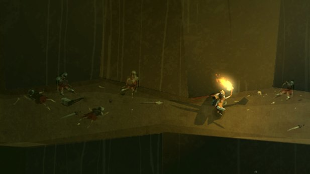Below - Gameplay-Trailer zum 2D-Adventure zur E3