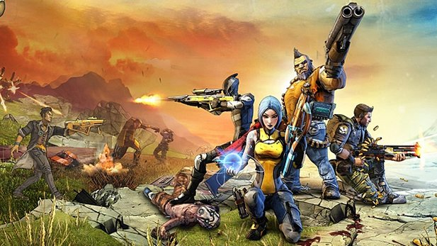 Test-Video von Borderlands 2