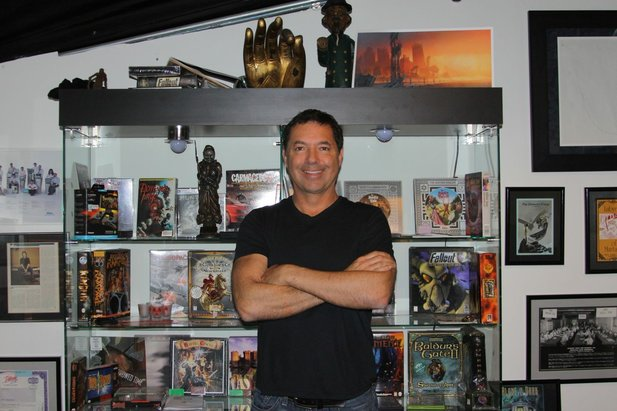 Brian Fargo ist CEO von inXile Entertainment.