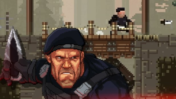Broforce: The Expendabros - Launch-Trailer zum The-Expendables-Crossover-Spiel