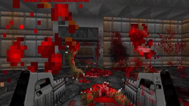 Brutal Doom - Gameplay-Trailer zur neuen Version 20b