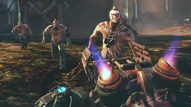 Bulletstorm - Action Packed Trailer
