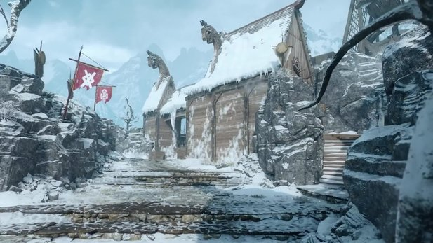 Call of Duty: Black Ops 3 - Trailer zur Berserk-Map aus dem Descent-DLC