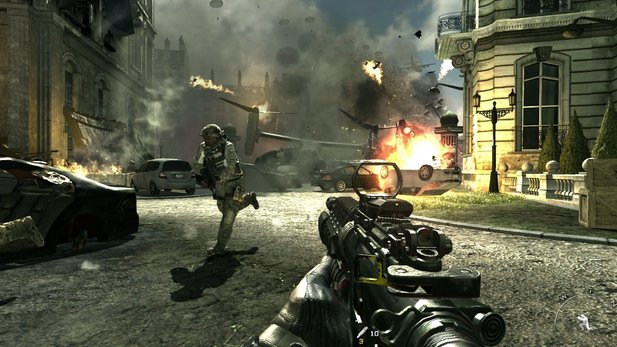 Call of Duty: Modern Warfare 3 bricht einen weiteren Rekord.