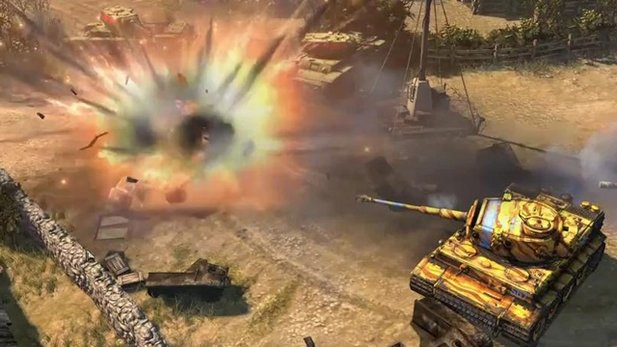Company of Heroes 2 - Entwickler-Video zum Update »Aftermath«
