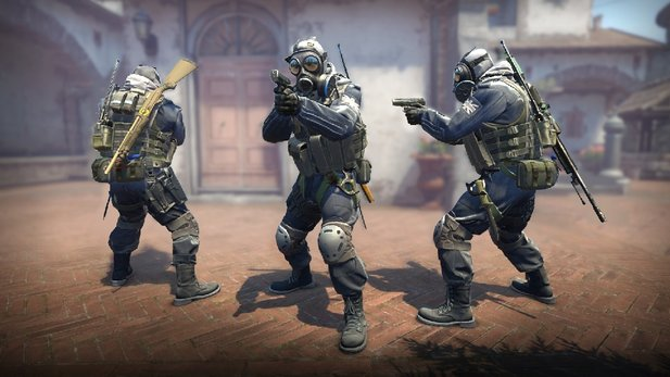 Counter-Strike: Global Offensive erhält neue SAS-Charaktermodelle - Easy Peasy Lemon Squeezy.
