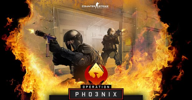 In Counter-Strike: GO ist die »Operation Phoenix« gestartet.