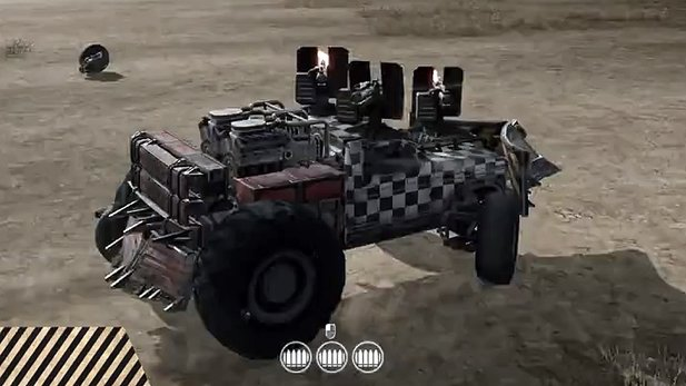 Crossout - Erster Gameplay-Trailer