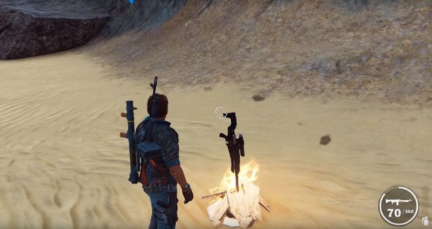 Nummer 2: Just Cause 3
