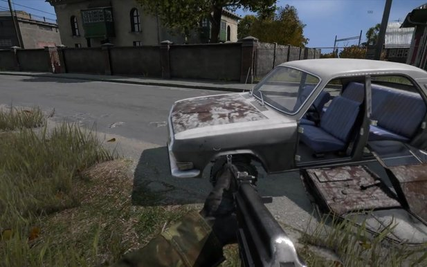 DayZ - Gameplay-Video zeigt neues Vehikel-Schadensmodell