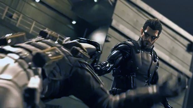 Deus Ex: Human Revolution - E3-Trailer zum Director's Cut