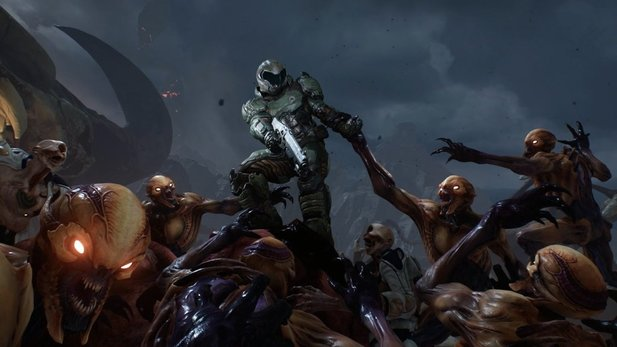 Doom - Launch-Trailer zum Shooter