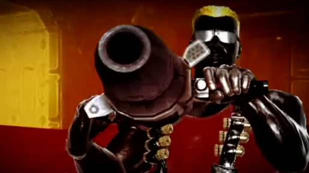 Duke Nukem Forever - Test-Video
