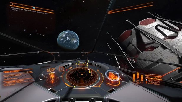 Elite: Dangerous - Tutorial-Trailer: Pilotenschule