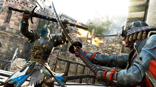 Die Preload-Phase für die Closed-Beta von For Honor hat begonnen.