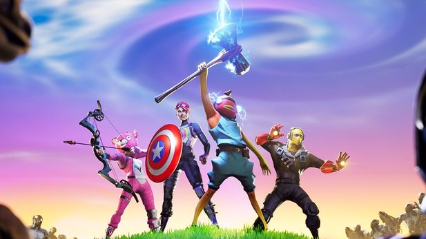 Fortnite is so popular that it provides Crossover with Hollywood productions that Avengers has.