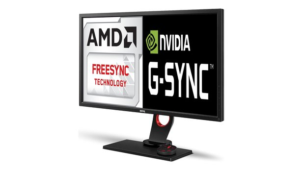 FreeSync vs. G-Sync - Player Intel has entered the game.