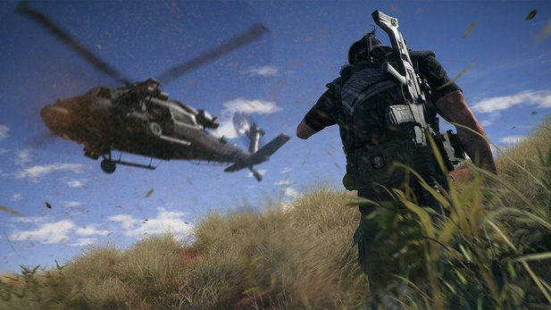 Ghost Recon: Wildlands - Kokain und Waffen im Open-World-Actionspiel