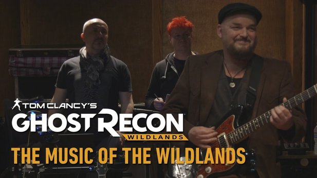 Ghost Recon: Wildlands - Making-of-Video zum Soundtrack des Shooters