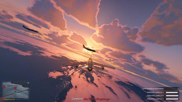 Bilder zu den Flugzeugen und Preise