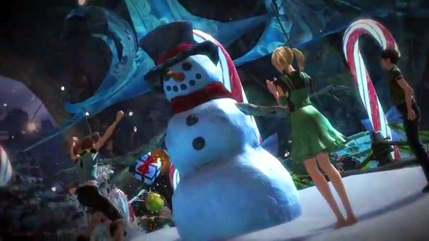 Guild Wars 2: Trailer zum Wintertag-Saisonereignis