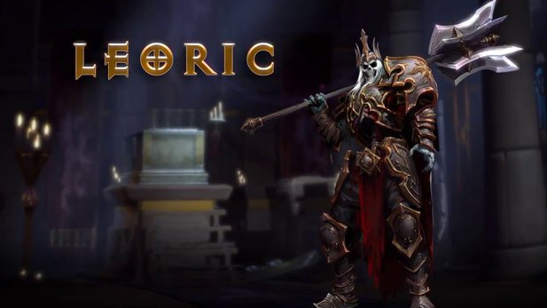 Heroes of the Storm - König Leoric im Charakter-Trailer