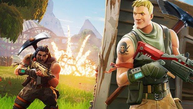Fortnite: Battle Royale auf Erfolgskrus
