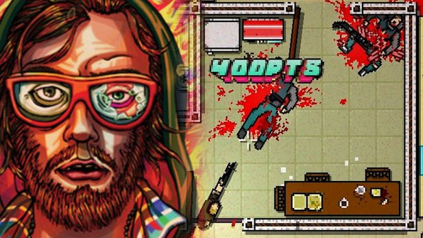 Hotline Miami 2: Wrong Number - Test-Video zur Killer-Fortsetzung