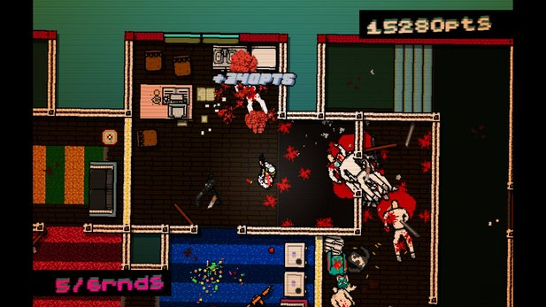 Hotline Miami - Dauerbrenner bei Torrent