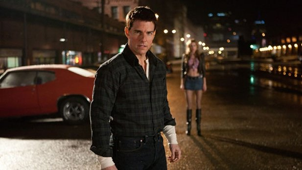 Jack Reacher - Deutscher Trailer zum Tom-Cruise-Triller