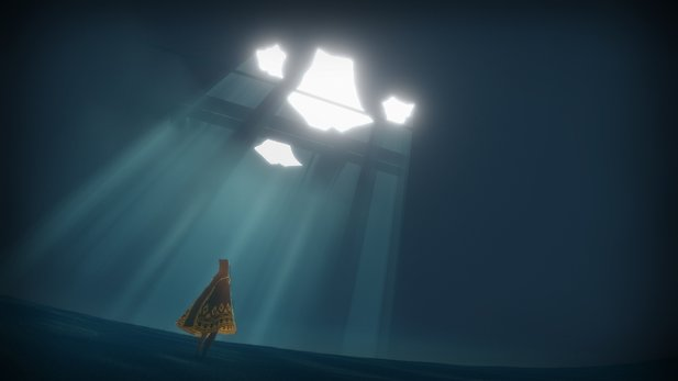Journey - Test-Video zum PlayStation-Network-Spiel