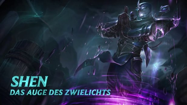 League of Legends - Champion-Spotlight: Shen, das Auge des Zwielichts