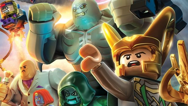 Lego Marvel Super Heroes - Test-Video zum Bauklotz-Helden-Spiel