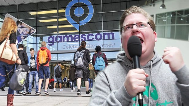 Let's Play meets Gamescom - Trailer zum großen Messe-Event