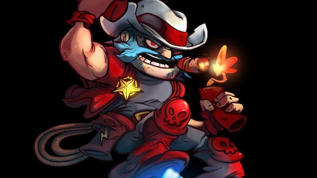 Die Awesomenauts: Lonestar