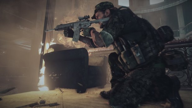 Ein Alpha-Video von Medal of Honor: Warfighter steht bereit.
