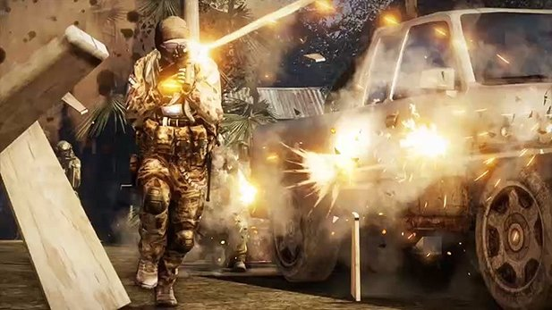 Medal Of Honor: Warfighter Multiplayer Trailer