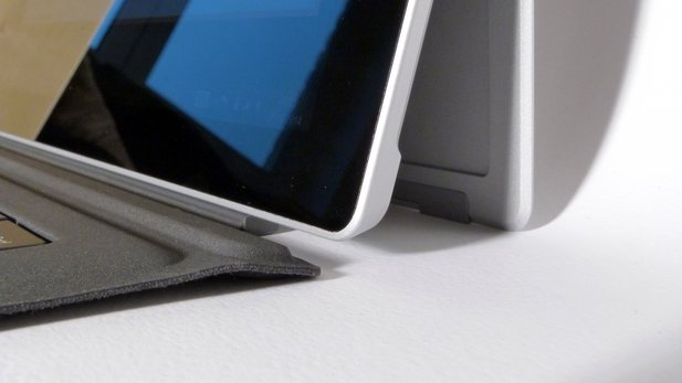 Surface Pro 3 mit Cover