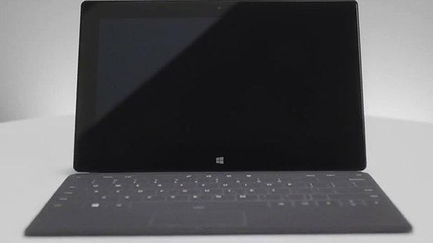Microsoft Surface - Werbevideo