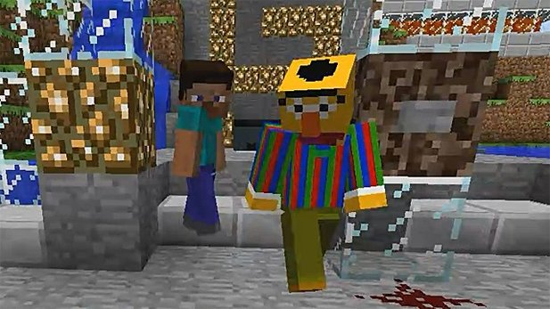Videospecial: Multiplayer in Minecraft