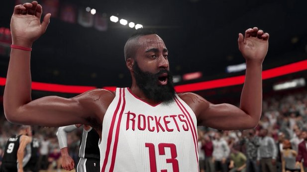 NBA 2K16 - Trailer zeigt Coverathleten in Aktion